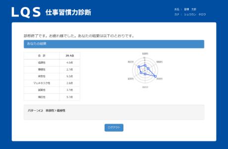 検定画面イメージ