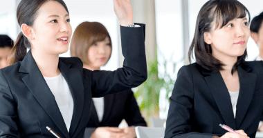 キャリアアセットマネジ企業研修